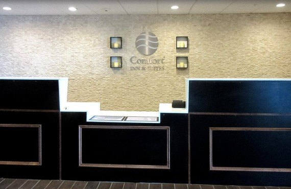 Comfort Inn & Suites Vernal - Réception