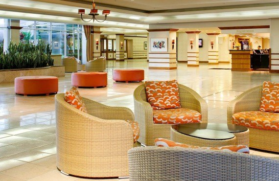 DoubleTree by Hilton Universal - Lobby