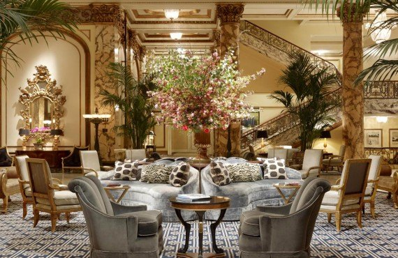 Fairmont San Francisco - Lobby