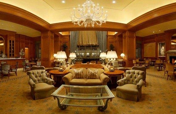 Grand America Hotel - Lobby