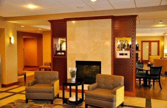 Hampton Inn Rock Springs - Lobby