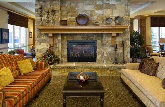 Hilton Garden Inn SLT Downtown - Lobby