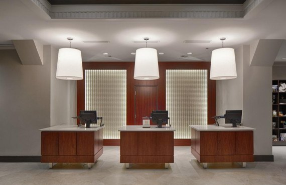 Hilton Seattle - Réception