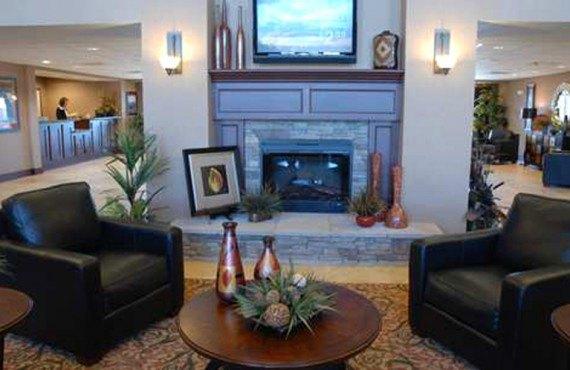 Homewood Suites - Lobby