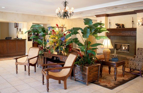 Homewood Suites Pensacola - Lobby