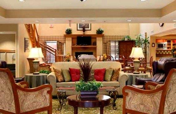 Homewood Suites Tallahassee - Lobby