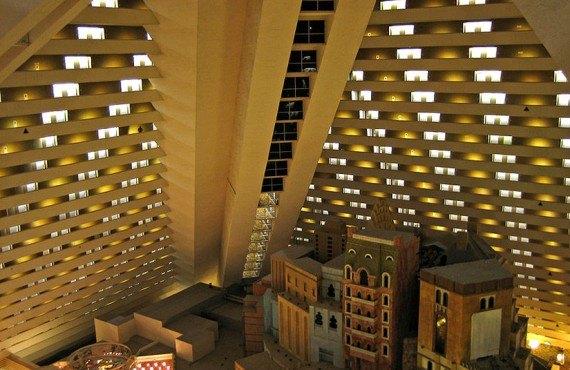 Hôtel Luxor - Lobby