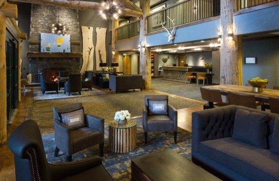 Hotel Terra - Lobby