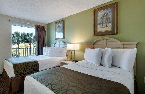 Suite, chambre 2 lits