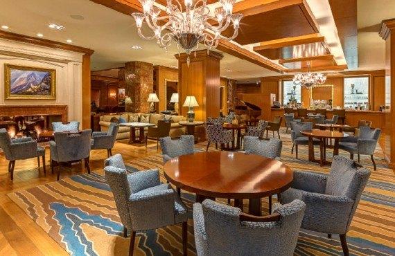 Little America Hotel - Lobby