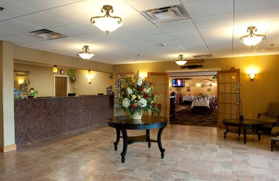 Mainstay Hotel - Lobby