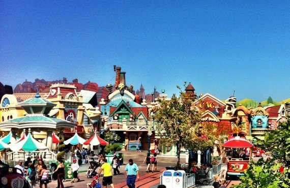 Mickey's Toontown pour les plus petits