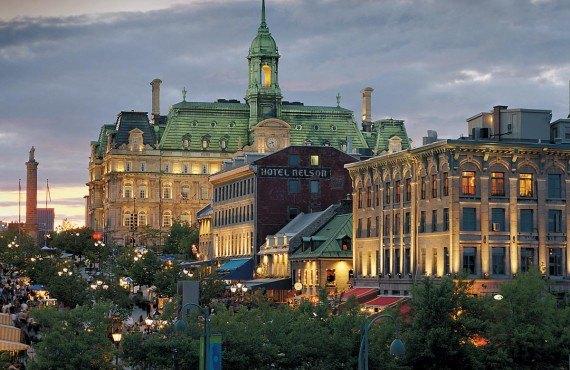 Place Jacques-Cartier, Vieux-Montréal