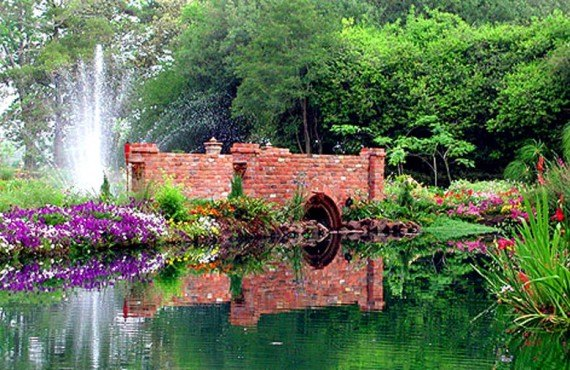 Plantation Houmas House - Les Jardins