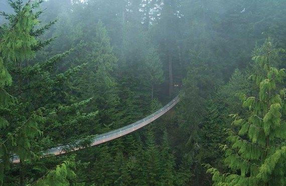Pont suspendu de Capilano