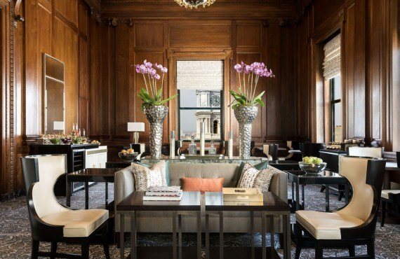 Ritz Carlton Philadelphia - Lobby