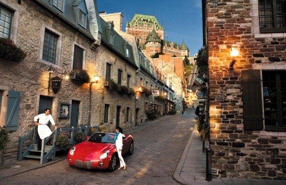 Rue Sous-le-Fort, Ville de Québec