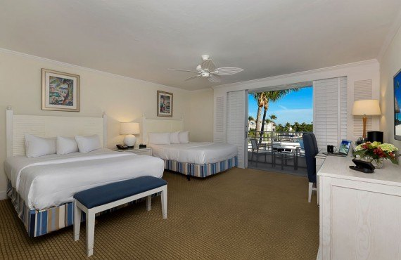 South Seas Island Resort - Chambre 2 lits