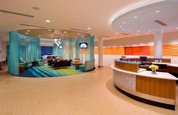 SpringHill Suites Vernal - Lobby