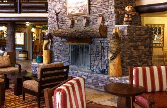The Grand Hotel - Lobby