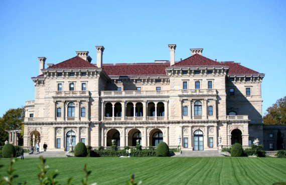 Tour guidé des manoirs - The Breakers - Newport, RI