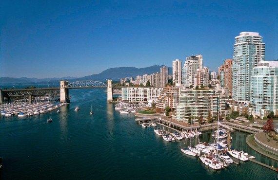 Tour de ville de Vancouver
