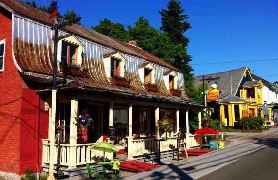 Village de Baie St-Paul, Charlevoix