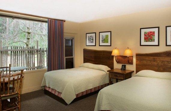 Yosemite Valley Lodge-Chambre