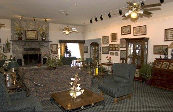 Yosemite View Lodge - Lobby