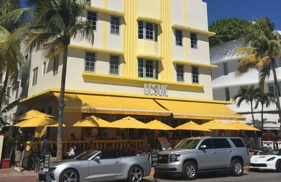 Quartier historique de South Beach, FL