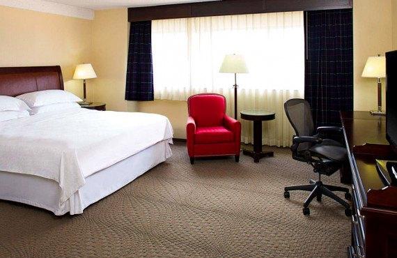 201 Philadelphie Hotel - Chambre lit King