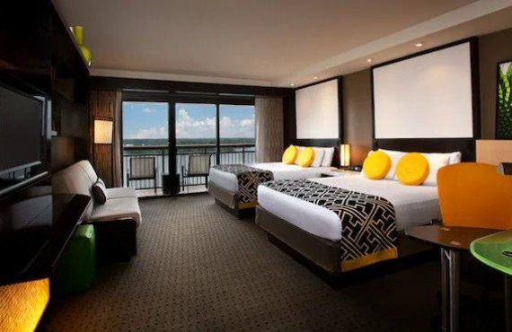 Disneys_Contemporary_Resort-Chambre