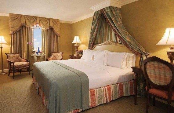 Royal-Sonesta-New-Orlean-Chambre