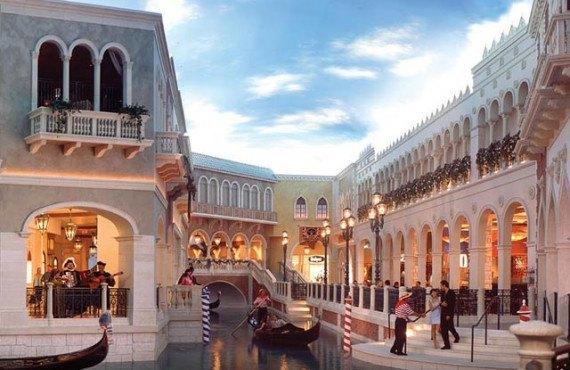 Canaux du Venetian