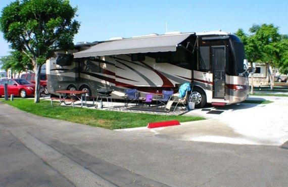Anaheim Resort RV Park - Campings-car