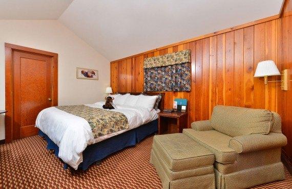 Buffalo Bill Cabin Village - Chambre