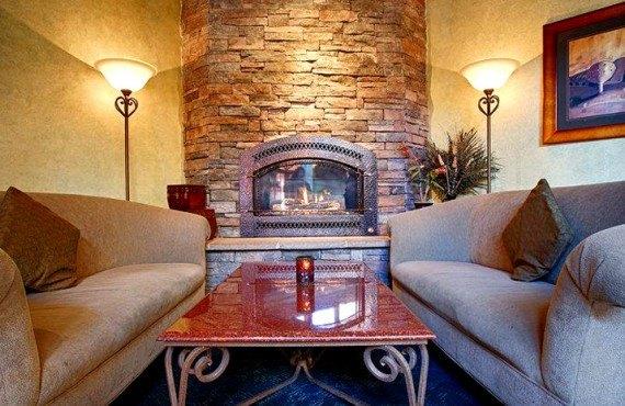 Best Western Plus El Rancho - Salle de repos