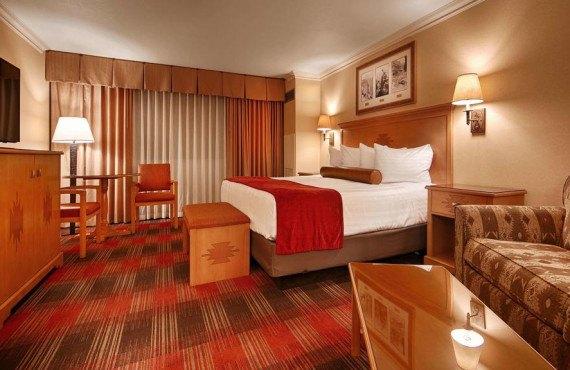 Best Western Squire Inn-Chambre 1 lit