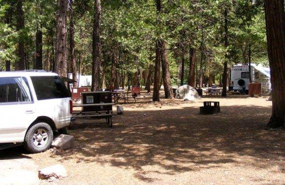 Camping du Park Yosemite