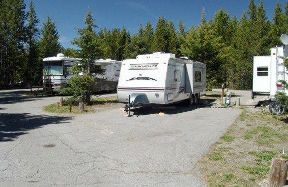Camping Fishing Bridge RV Park