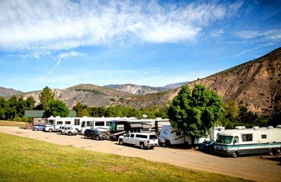 Camping Rancho Oso - camping-car
