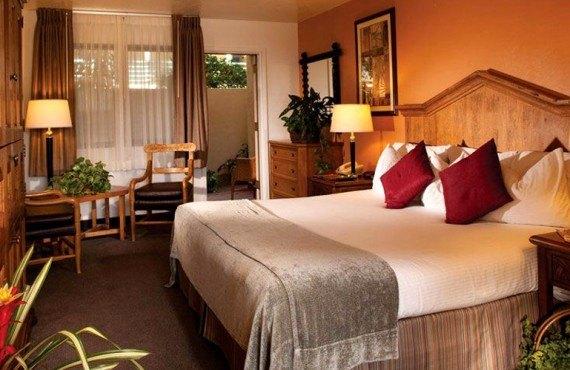 Canyon Plaza Resort - Chambre lit King