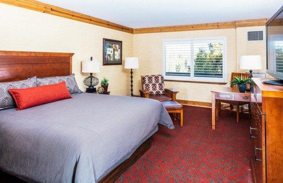 Tenaya Lodge - Chambre premium