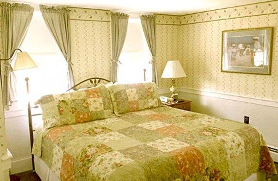 Chambre lit King