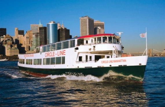 Circle Line cruise vessel