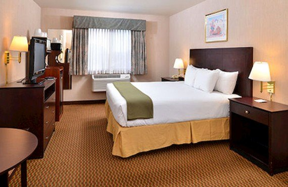 Clarion Inn Page - Chambre lit King