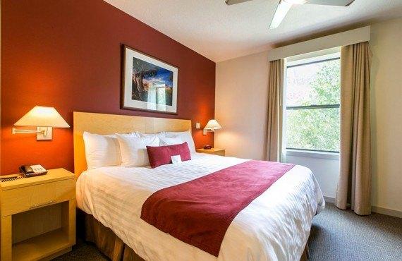 Cliffrose Lodge - Suite lit King