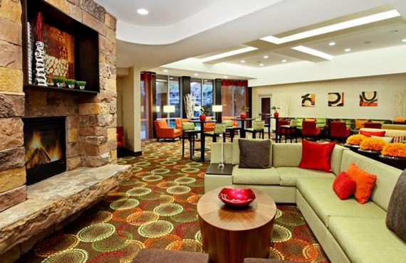 Courtyard by Marriott - Salle de repos