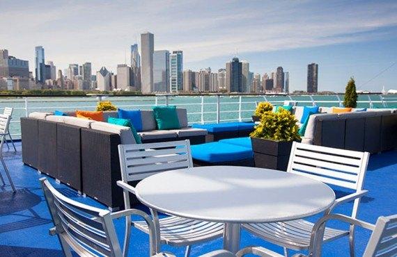 Déjeuner sur le Lac Michigan - Chicago, IL