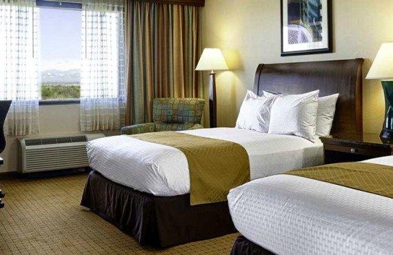 Doubletree Denver - Chambre 2 lits